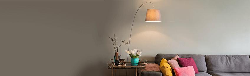 LED gulvlamper