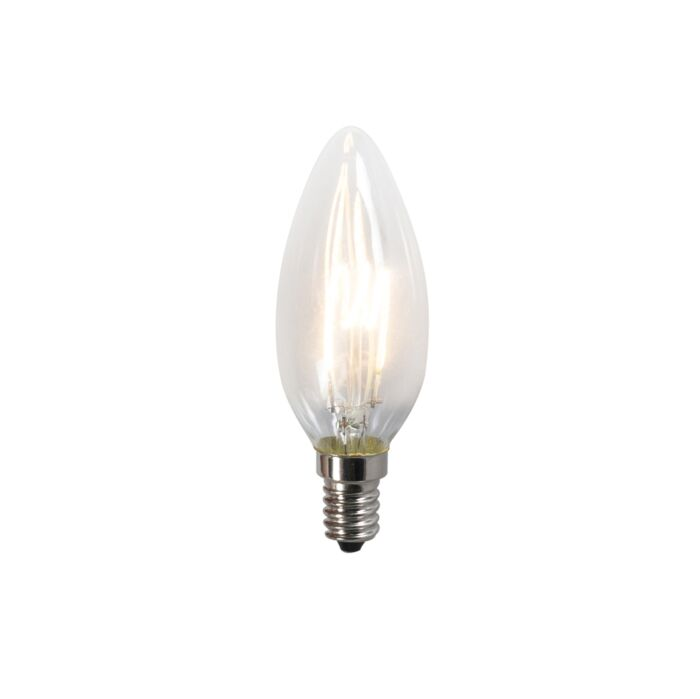 Twisted-filament-LED-lampe-C35-2W-2200K-klar