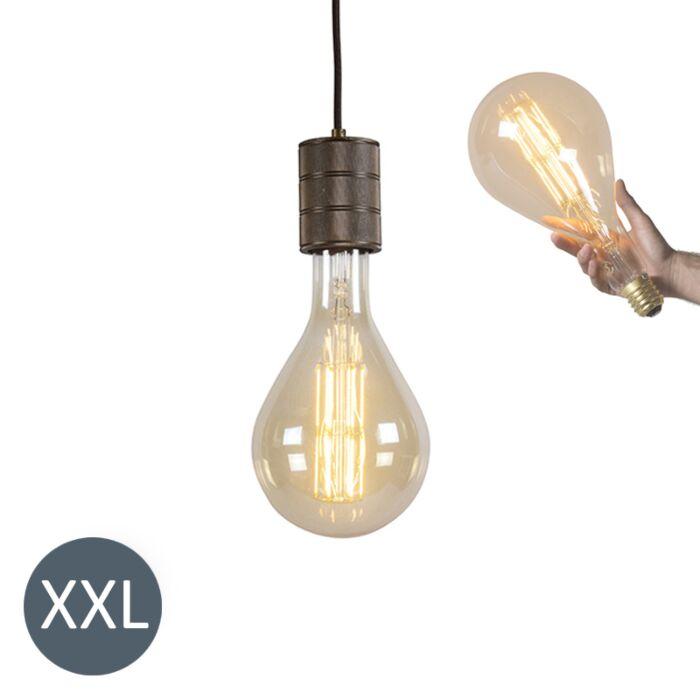 Hængelampe-Splash-med-dæmpbar-LED-lampe