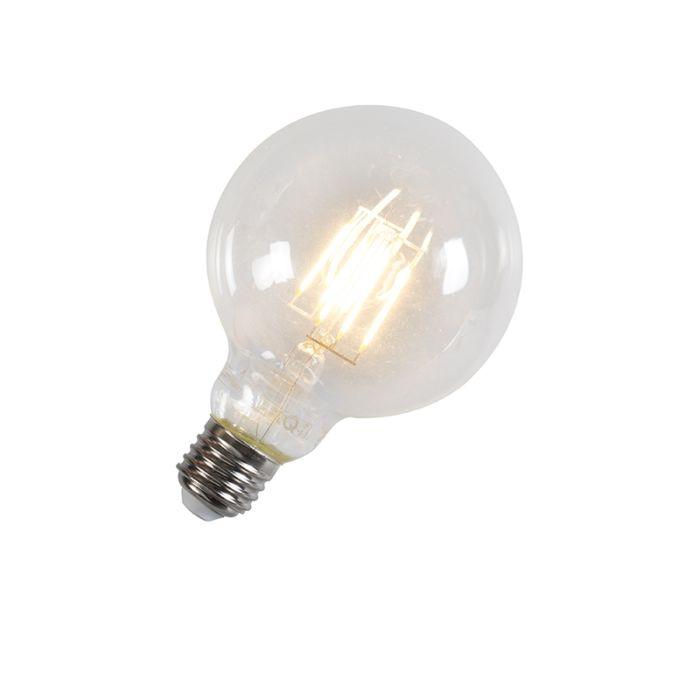 Led-glødelampe-G95-E27-6W-600-lumen