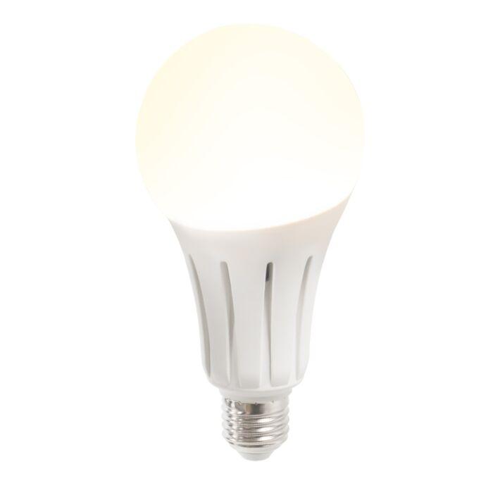 LED-lampe-B80-24W-E27-varm-hvid