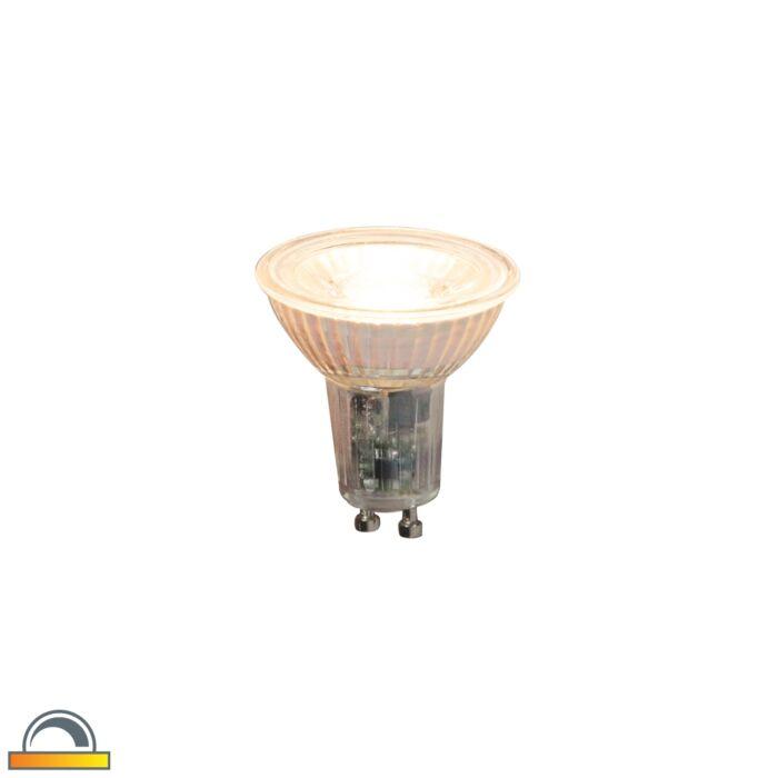 GU10-dæmpbar-LED-lampe-5,5W-360lm-2000K---2700K