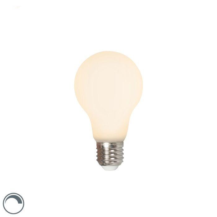 LED-E27-240V-4W-380lm-dæmpbar