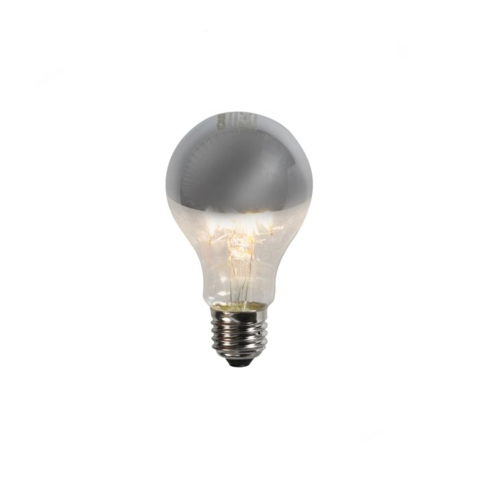 LED-spejlhovedglødelampe-240V-4W-370lm-klar-2700K
