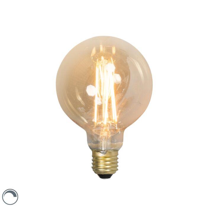 LED-lang-glødelampe-E27-240V-4W-320lm-dæmpbar