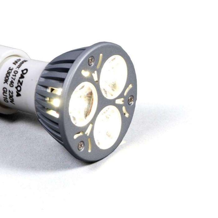 High-Power-GU10-LED---3,5W-=-35W-lyseffekt-hvid-3300K