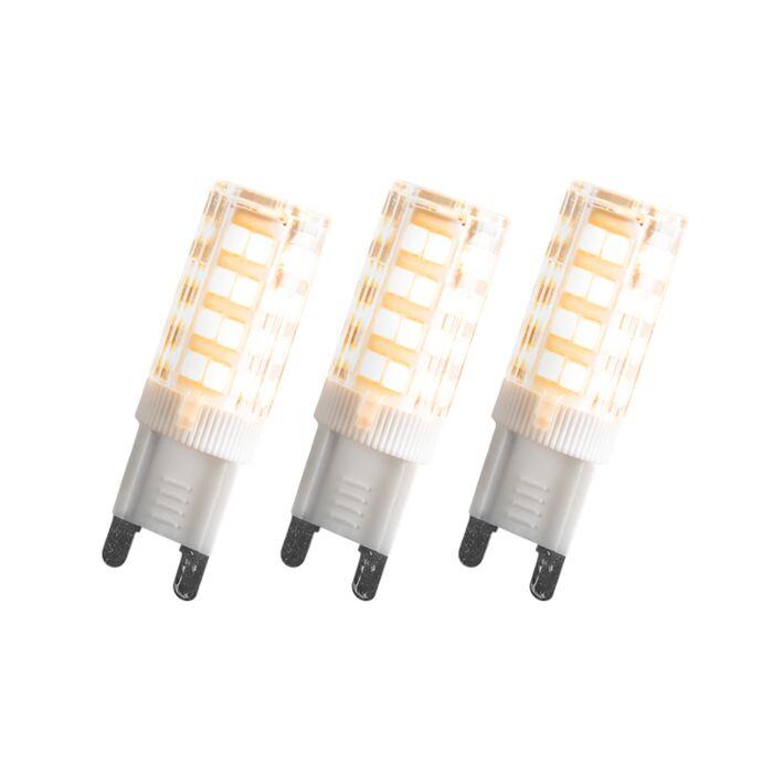 G9-LED-3,3-W-280-lumen-sæt-med-3