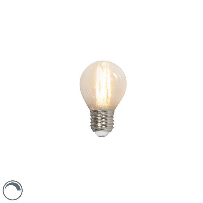 E27-dæmpbar-LED-glødetråd-P45-kuglelampe-3,5W-350lm-2700-K.