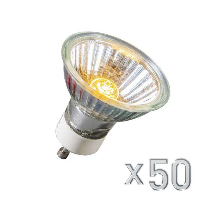 Halogen-GU10-40W-350LM-230V-sæt-med-50