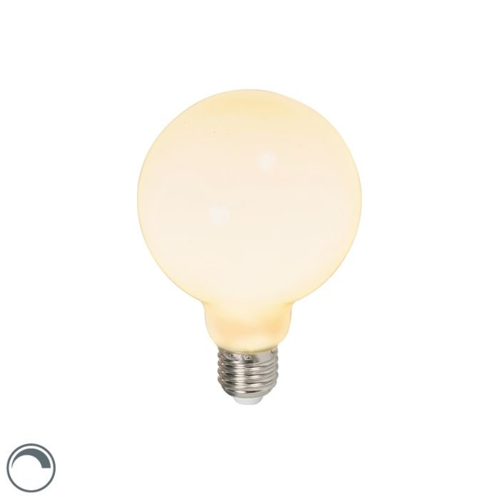 LED-lampe-E27-240V-6W-650lm-dæmpbar