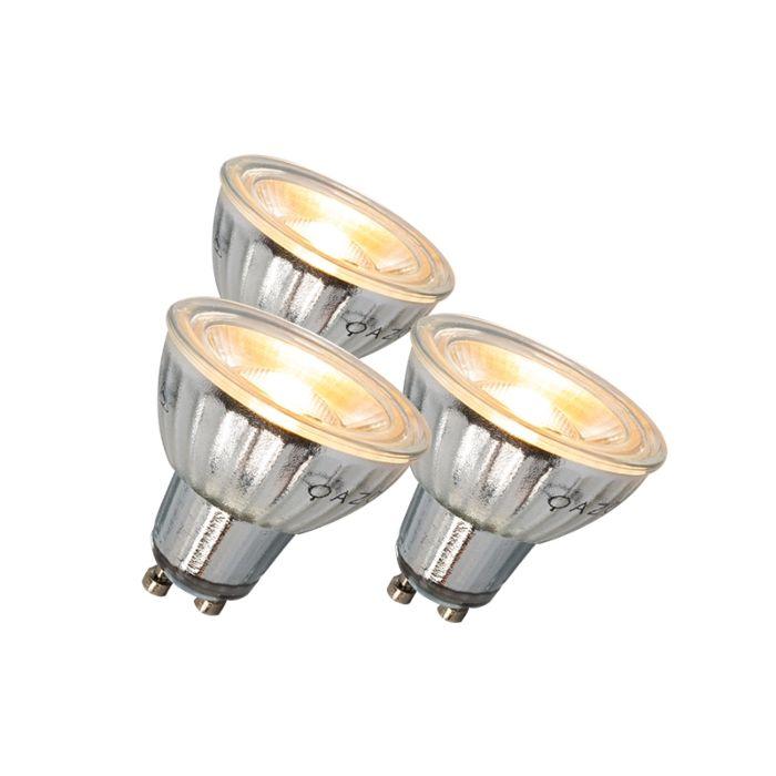 GU10-LED-lampe-7W-500LM-3000K-dæmpbart-sæt-på-3