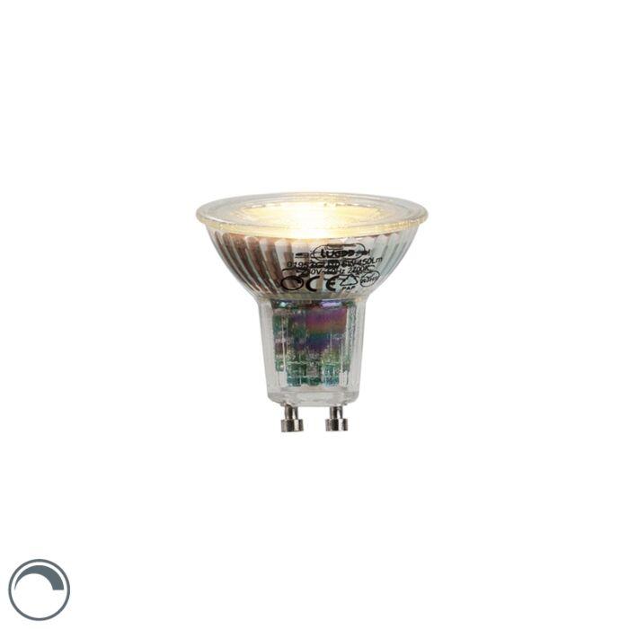 GU10-LED-lampe-6W-450-lumen-2700K-dæmpbar