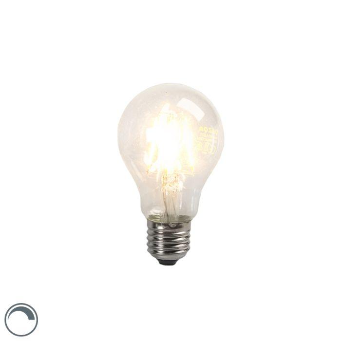 E27-dæmpbar-LED-glødelampe-4W-390LM-2700K
