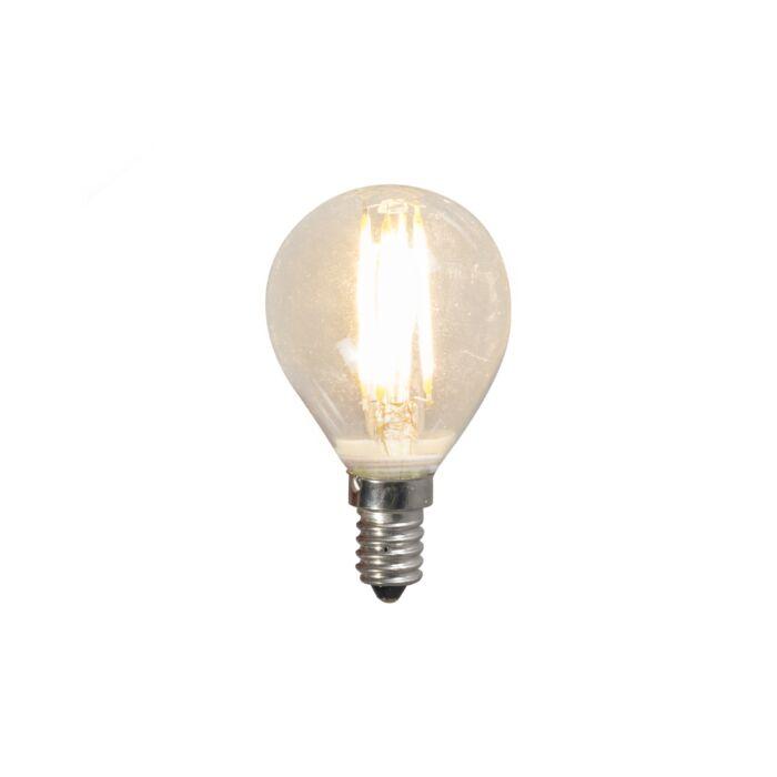 Filament-LED-lampe-P45-4W-2700K-klar
