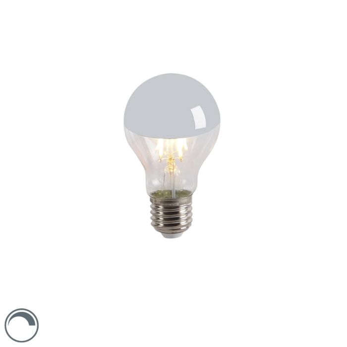 LED-glødelampe-hoved-spejl-E27-240V-4W-300lm-A60-dæmpbar