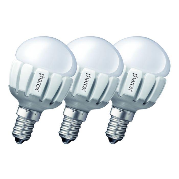 Sæt-med-3-Pharox-LED-200-P45-E14-5W-230V