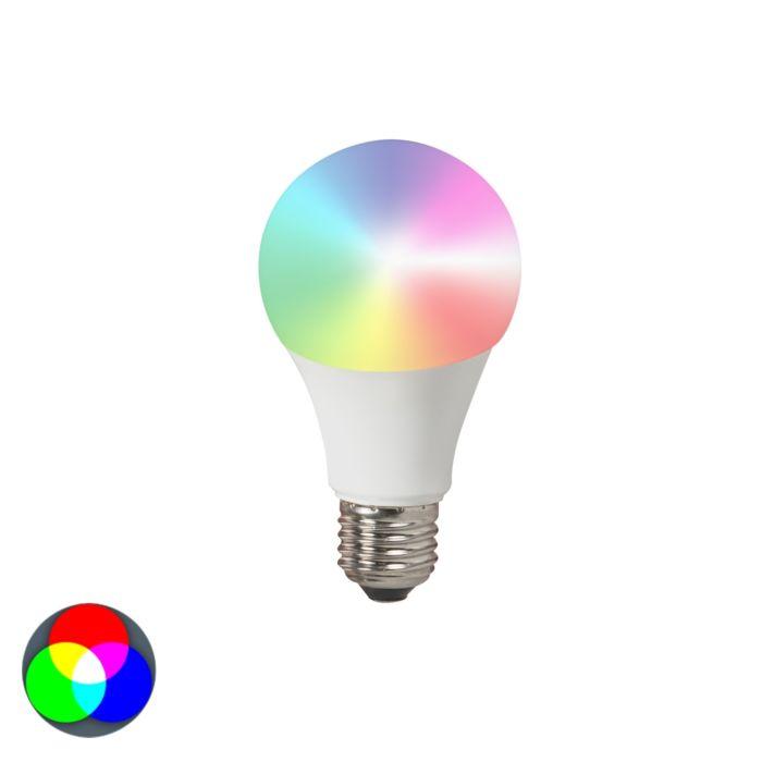 LED-lampe-E27-240V-7W-500lm-A60-Smart-Light