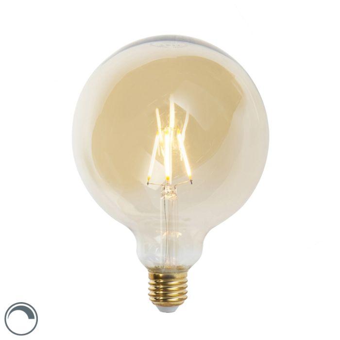 E27-dæmpbar-LED-glødelampe-G125-goldline-360-lumen-2200K
