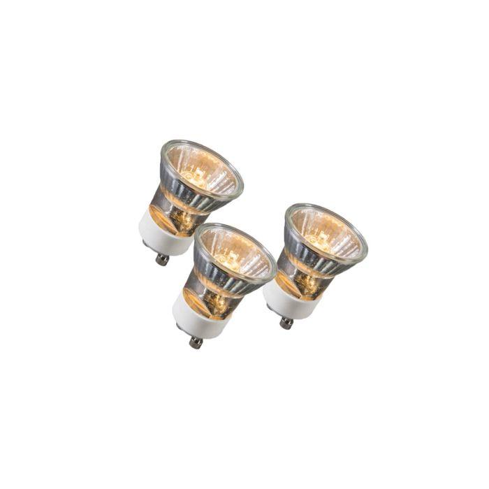 Sæt-med-3-GU10-halogenlampe-35W-230V-35mm