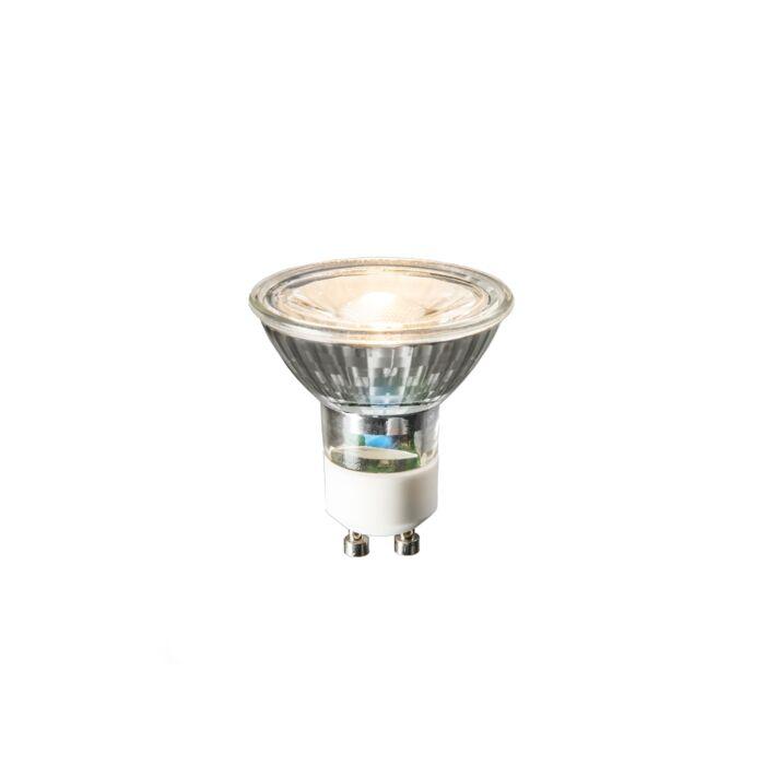 GU10-LED-lampe-COB-3W-230-lm-2700K