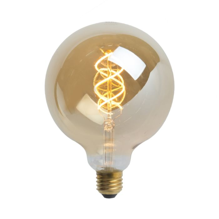 LED-glødelampe-E27-5W-300-lumen-varm-hvid-2200K