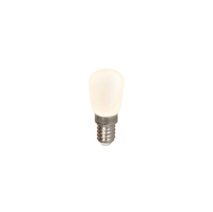 Sæt-med-3-E14-LED-tavellamper-T26-1W-90lm-2700-K.