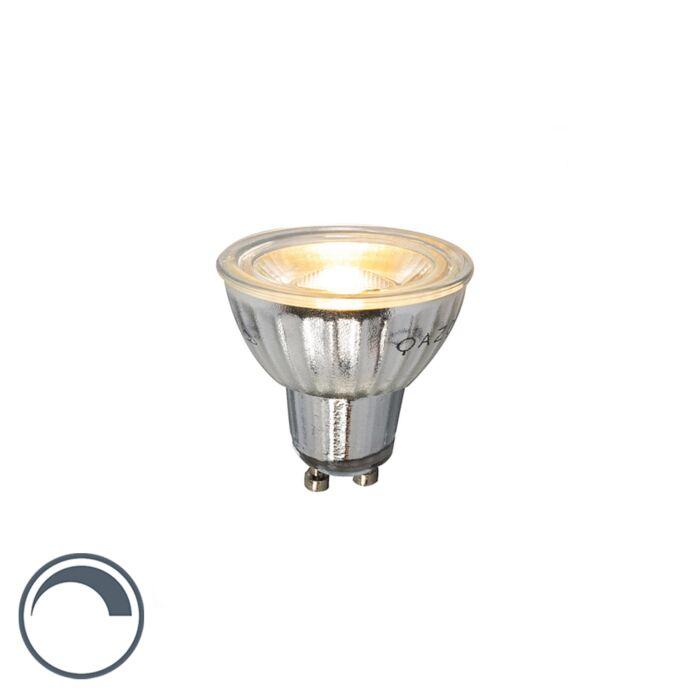 GU10-LED-lampe-230V-5W-380LM-2700K-dæmpbar