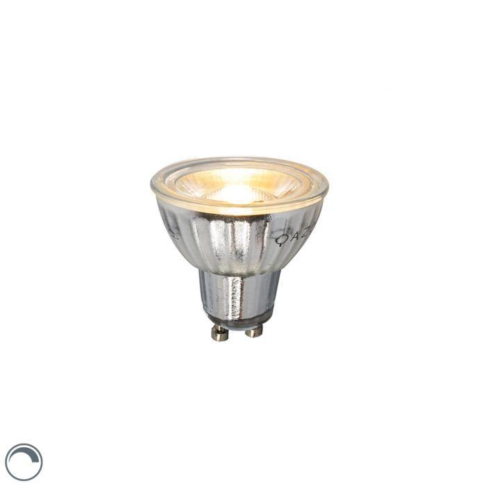 GU10-LED-lampe-7W-500LM-2700K-dæmpbar