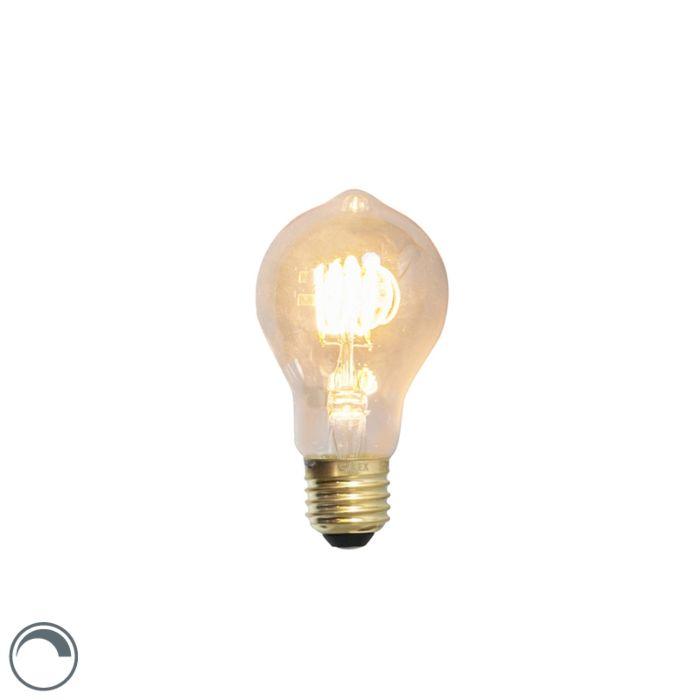 LED-snoet-glødelampe-E27-240V-4W-200lm-dæmpbar