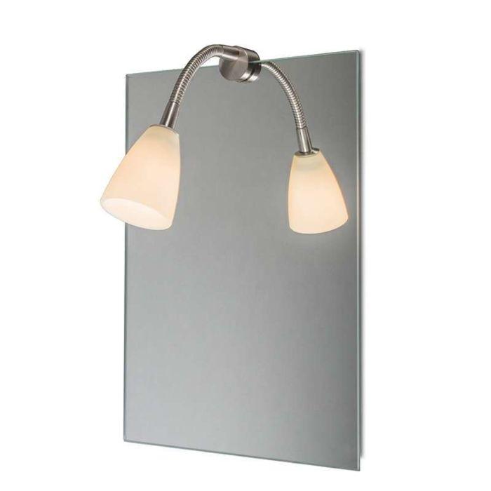 Spejlbelysning-Curvus-stål