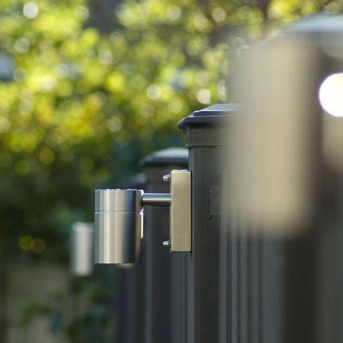 Solo-udendørs-væglampe-stål