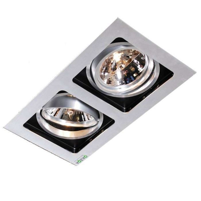 Forsænket-spot-Qure-2-aluminium