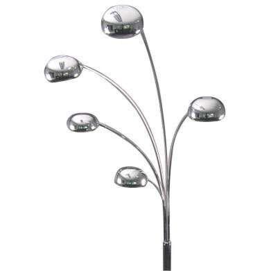 Arc-lamp-Seventies-krom