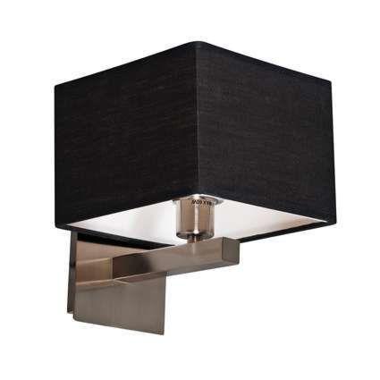 Væglampe-VT-sort