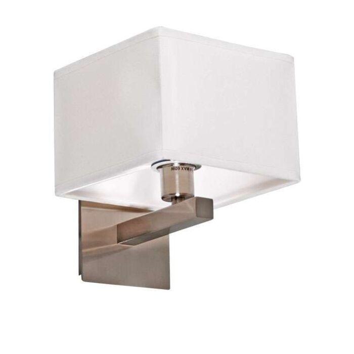 Væglampe-VT-hvid