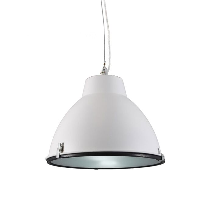 Hængelampe-Anteros-hvid