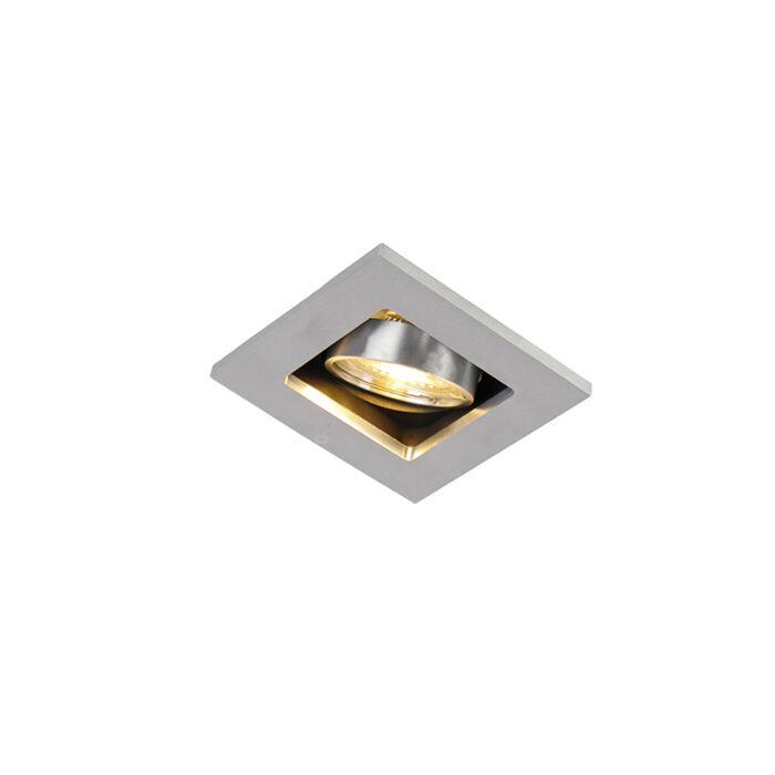 Spotlight-i-aluminium---Qure