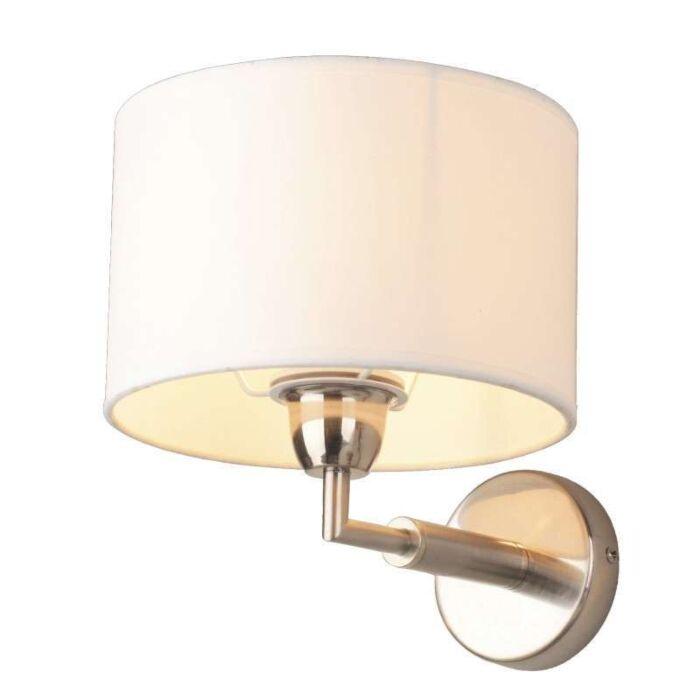 Væglampe-Lugar-hvid