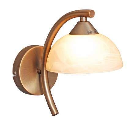 Væglampe-Milano-15-bronze