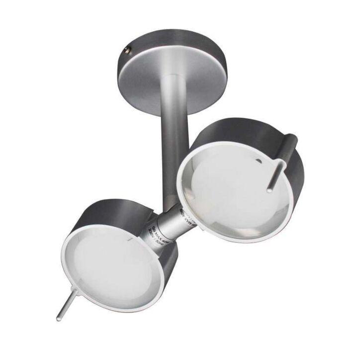Loftlampe-Eye-2-aluminium