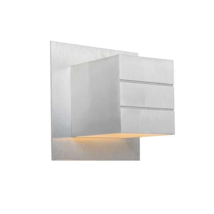 Moderne-væglampe-aluminium---Ypsilon