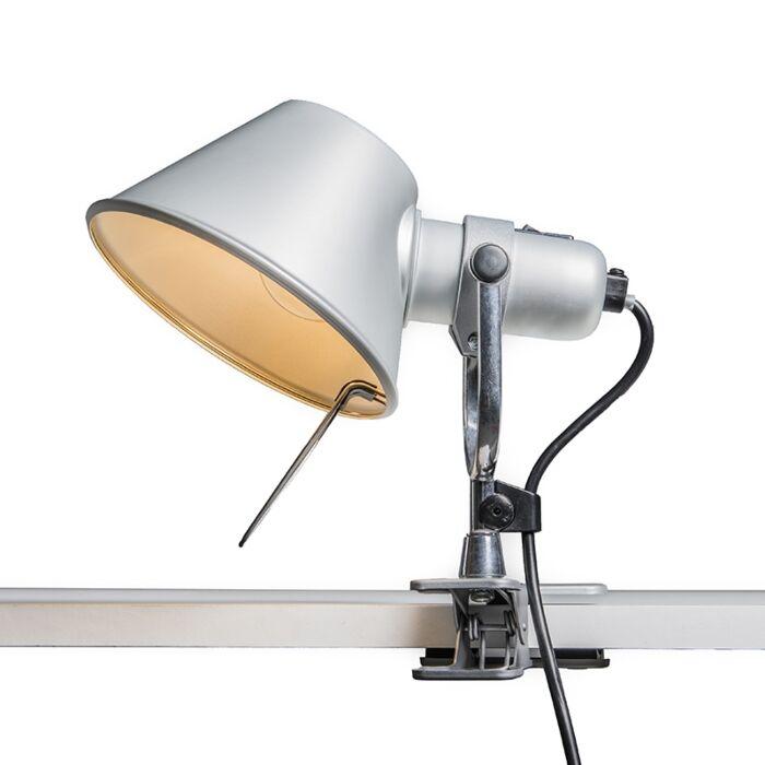 Artemide-bordlampe-justerbar---Artemide-Tolomeo-Pinza