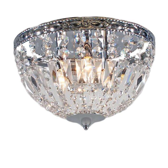 Mozart-loftlampe-i-krom