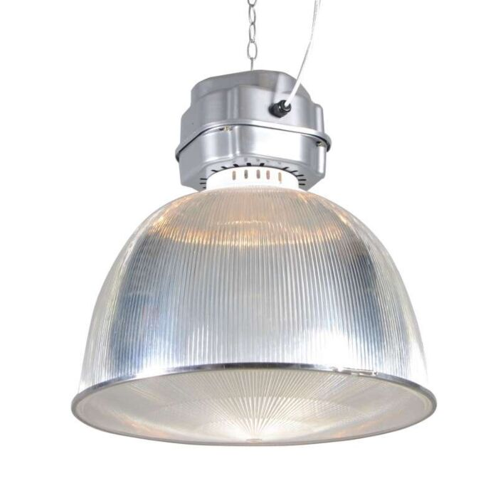 Industriel-hængelampe-Output-II-aluminium