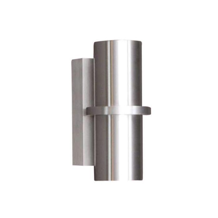 Design-væglampe-aluminium-IP54---Bas