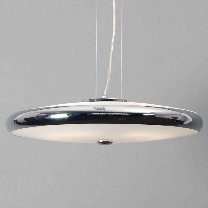 Hængelampe-Mentos-40W-krom