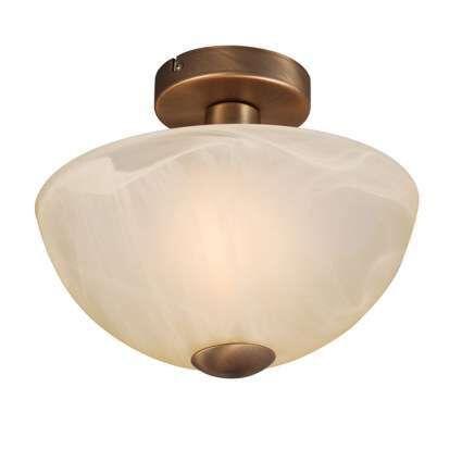 Loftlampe-Milano-30-bronze