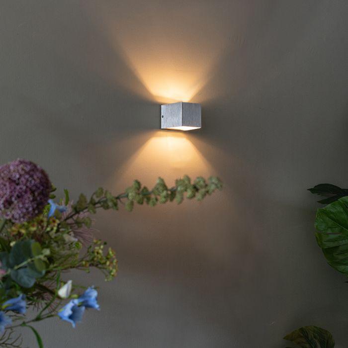 Moderne-væglampe-aluminium---Transfer
