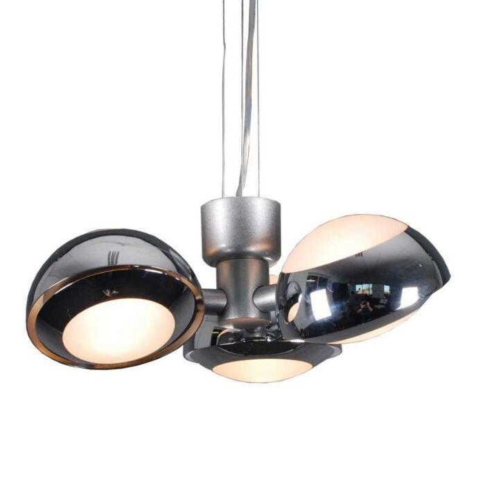 Hængelampe-Curio-3-krom