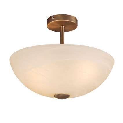 Loftlampe-Milano-40-bronze